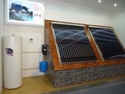 солнечные коллекторы вакуумные