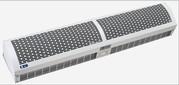 воздушно-тепловые завесы  с нагревателем  PTC
