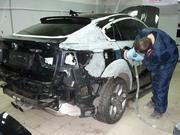 Покраска авто, рихтовка, кузовной ремонт, ремонт бамперов в Волгограде