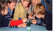 Живая спирулина детям в диагностическом центре Возрождение здоровья
