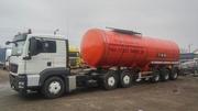 Перевозка битума и нефтепродуктов от 28 до 40 м3 Волгоград