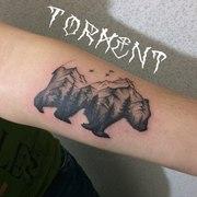 TORMENT TATTOO - Художественная татуировка