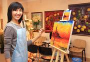ИЗО и живопись - занятия в Волгограде