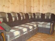 продаю угловой диван бу 1год.недорого.