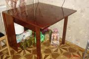 Продаётся стол-тумба раскладной