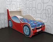Продаётся  детская кровать-машинка